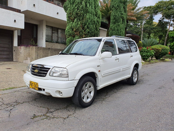 Chevrolet Grand Vitara Xl7 7 Puestos 2005