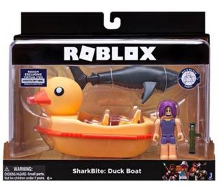 Roblox - Shark Bite Duke Boat - Original - Con Codigo