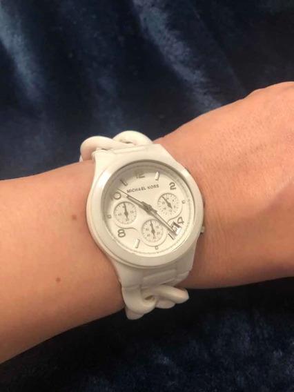 Relógio Michael Kors Runway Ceramica