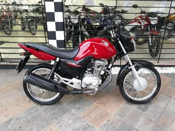 Honda Cg 160 Start Naked