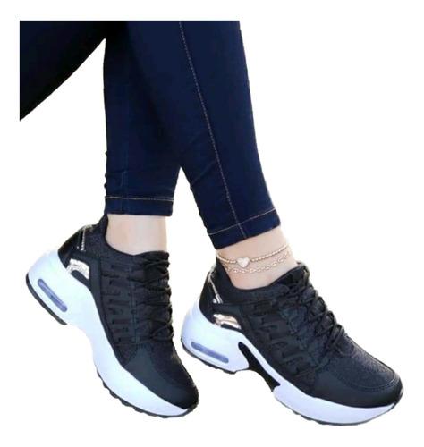Imagen 1 de 4 de Tenis Zapatillas Deportiva Mujer Calzado Nacional
