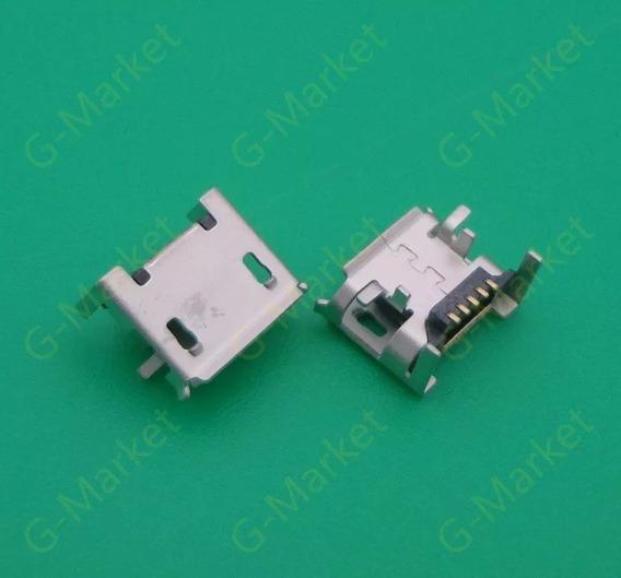 3x Conector De Carga Original Caixa Som Pulse 2 Micro Usb