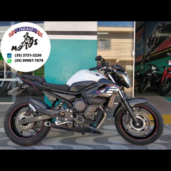 Yamaha Xj 6n Sp 2015 Branca Novíssima!!!