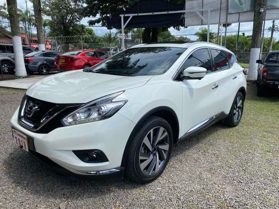 Nissan Murano Awd 2018 Automatica Full Equipo