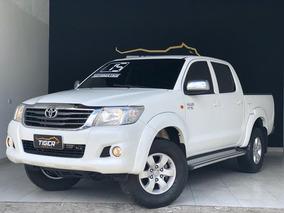 Toyota Hilux 2.7 Sr Cab. Dupla 4x2 Flex Automatica