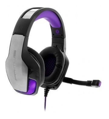 Audifono Con Microfono Primus Arcus 250s, Gaming, Sonido 7.1