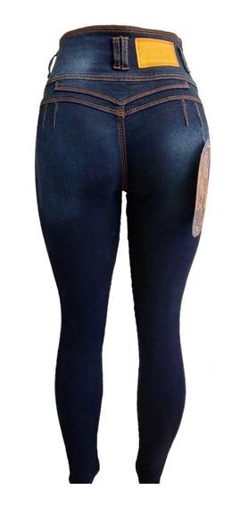 Pantalon Corte Colombiano. Cintura Alta. Dos Pantalones.