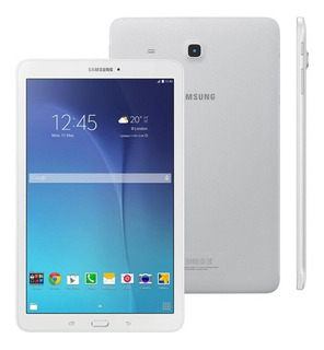 Tablet Samsung T561 Galaxy Tab E 9.6 3g Android Blanca Nnet