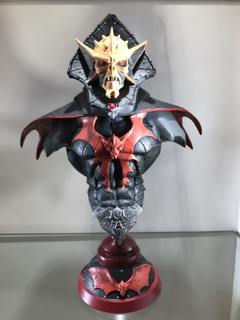 Masters Of The Universe 200x Hordak Bust Neca Heman Motu