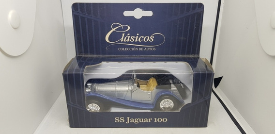 Coleccion Clasicos Ss Jaguar 100 No Inolvidables