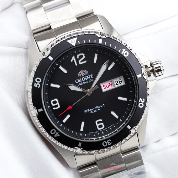 Relógio Orient Automático Mako 2 Mergulho Faa02001b9