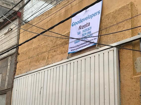 Bodega/local Comercial En Col.obrera Excelente Ubicacion