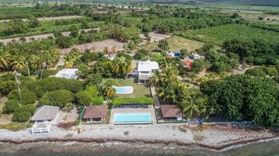Hermosa Y Lujosa Villa En Palmar De Ocoa