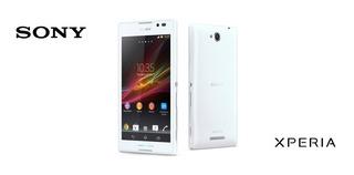 Smatphone Sony Xperia C C2304, 8mp, Dual Memória 4g Branco