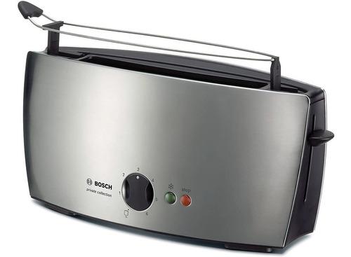 Tostadora De Pan 900 W Tat 6801 Bosch - Mira