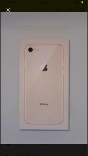 Caixa Do iPhone 8 Gold