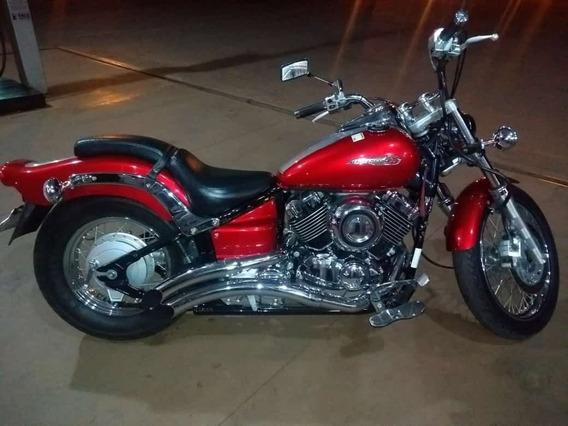 Dragstar 650 2008