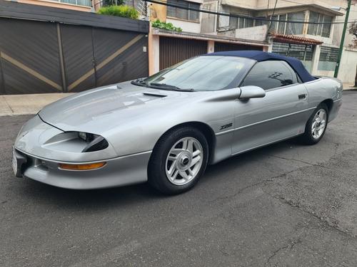Imagen 1 de 14 de Chevrolet Camaro Convertible V8 1995 $109500 Socio Anca