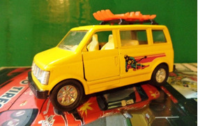 Camioneta Modelo Dodge Van Escala 1/37