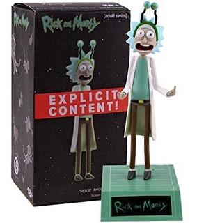 Figura Rick Y Morty Rick Adult Swin ,