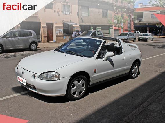 Honda Civic Crx Del Sol 1992 Excelente Estado