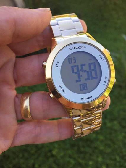 Relógio Lince Feminino Sdph037l Kxkx Frete Gratis