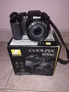 Cámara Nikkon Coolpix B500
