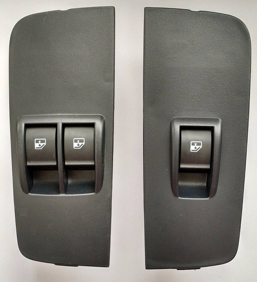 Kit Interruptor Botão Vidro Elétrico Fiat Palio Strada Siena