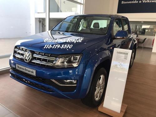 Volkswagen Amarok Highline 4x4 At 0km Nuevo