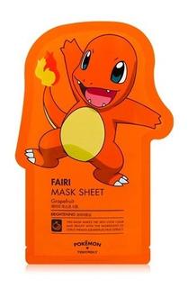 Paquete De Mascarillas Tony Moly Edición Especial Pokemon