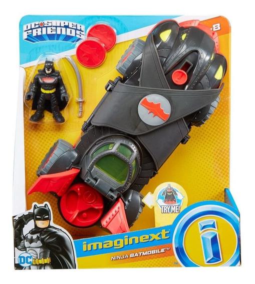 Imaginext Dc Super Friends, Batimóvil Ninja