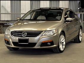 Volkswagen Cc 4p 4motion Tiptronic V6 Piel Q/c 2010