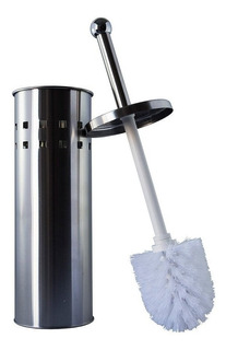 Cepillo Para Inodoro En Acero Inoxidable 0741 Baño Hogar