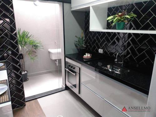 Apartamento À Venda, 48 M² Por R$ 280.000,00 - Vila Esperança - São Paulo/sp - Ap1880