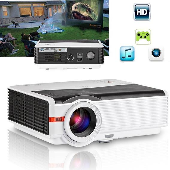 Projetor Caiwei Hd 4200 Luminous 1080p Hdmi
