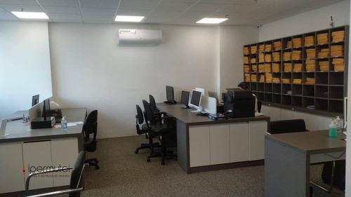 Linda Sala À Venda, 39 M² - Centro - São Bernardo Do Campo/sp - Sa0045