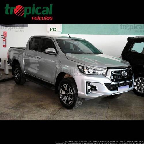 Imagem 1 de 7 de Toyota Hilux 2.8 Srx 4x4 Cd 16v Diesel 4p Automático