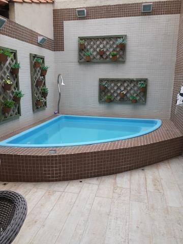 Casa Duplex 3 Quartos Com Piscina - Ca0507