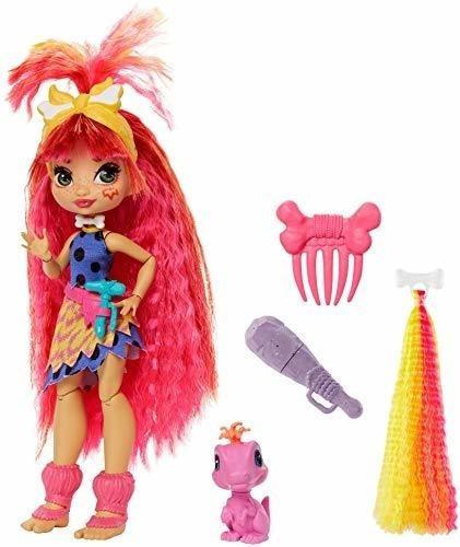 Imagen 1 de 7 de Mattel Cave Club Emberly Doll Y Accesorios