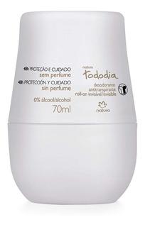 Desodorante Antitranspirante Roll-on Sin Perfume Natura