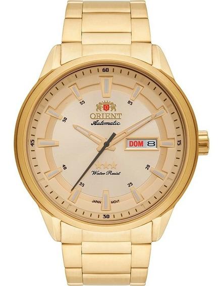 Relógio Orient Masculino Automático 469gp065 C1kx
