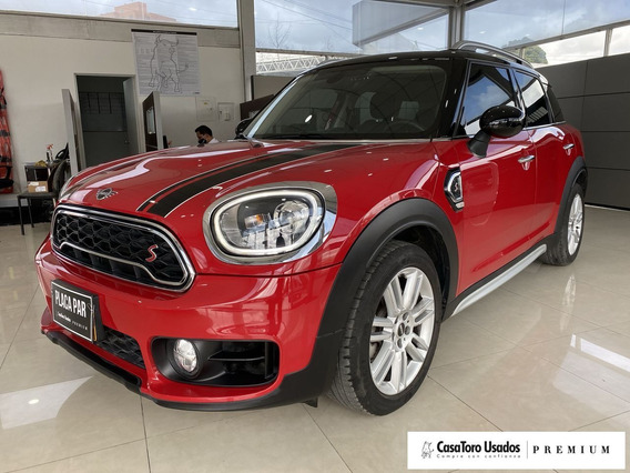 Mini Cooper S Countryman At Hb 2000cc 2019
