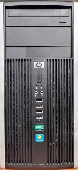 Computador Hp Compaq 6005 Pro Microtower Sem Fonte/memória.
