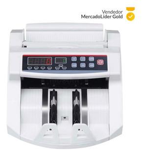 Maquina Contadora De Billetes Detector Uv