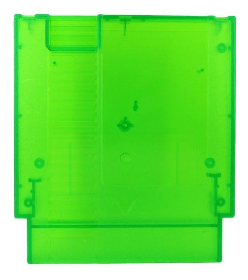 Carcaça Nintendinho Nes Case Cartucho Nintendo Transparente