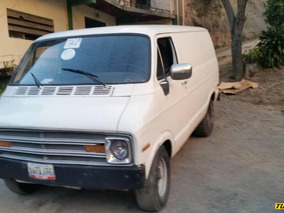 Dodge Ram Van Panel Carga