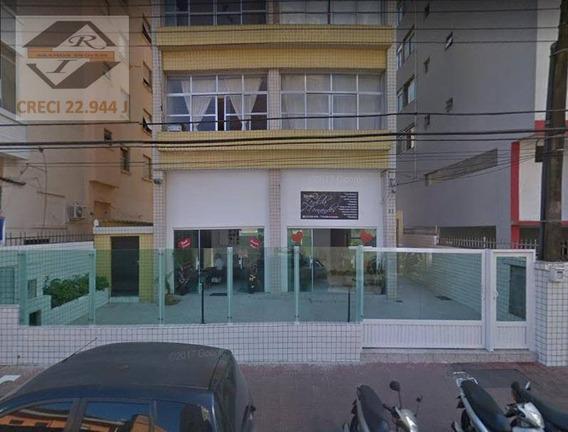 Apartamento Com 1 Dormitório À Venda, 38 M² Por R$ 96.900,01 - Itararé - São Vicente/sp - Ap2826