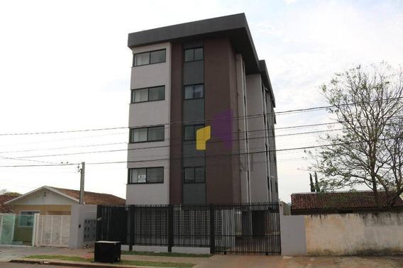 Apartamento À Venda Com 2 Quartos No Bairro Parque São Paulo - Cascavel/pr - Ap0144