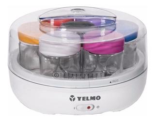 Yogurtera Yelmo Yg1700 7 Jarros De Vidrio
