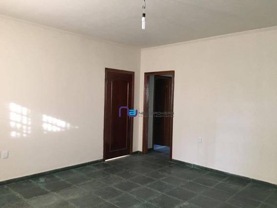 Casa Residencial À Venda, Jardim Aliança, Campinas. - Ca0388